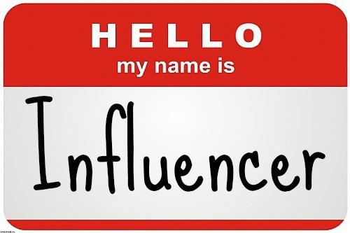 Image result for influencer