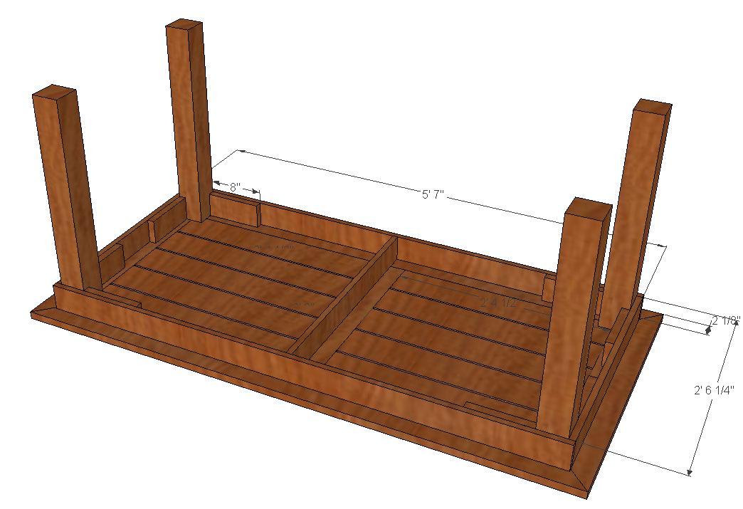 Cedar Table Outdoor