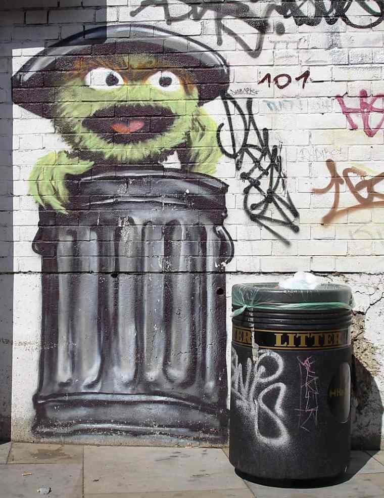 oscar grouch photo