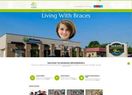 Orthodontist Websites