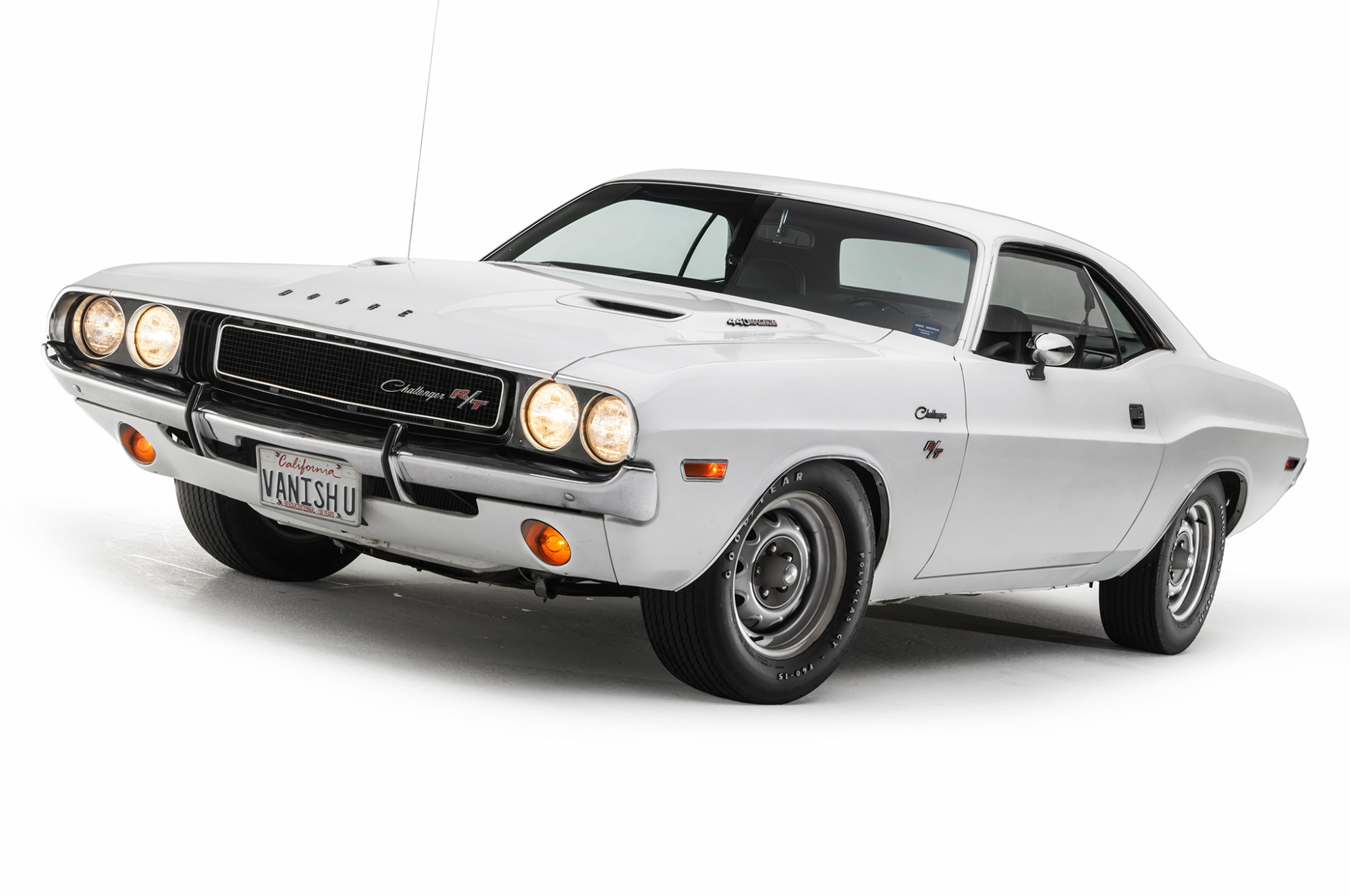 hight resolution of dodge challenger from vanishing point movie