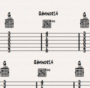 Playing Tough Chord Changes on Guitar, Method 2
