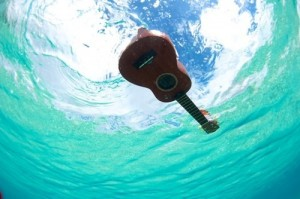 Practice Guitar on Vacation
