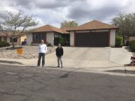 Walter White's house