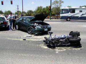 motorcycle accident San Antonio Personal Injury Lawyer