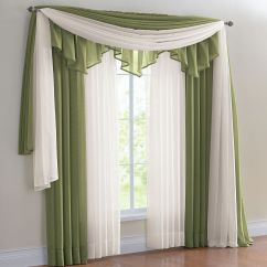 Priscilla Curtains Living Room Comfy Swivel Chair For At Brylane Amazing Interior Windows Sheer Valances Home Rh Brylanehome Com