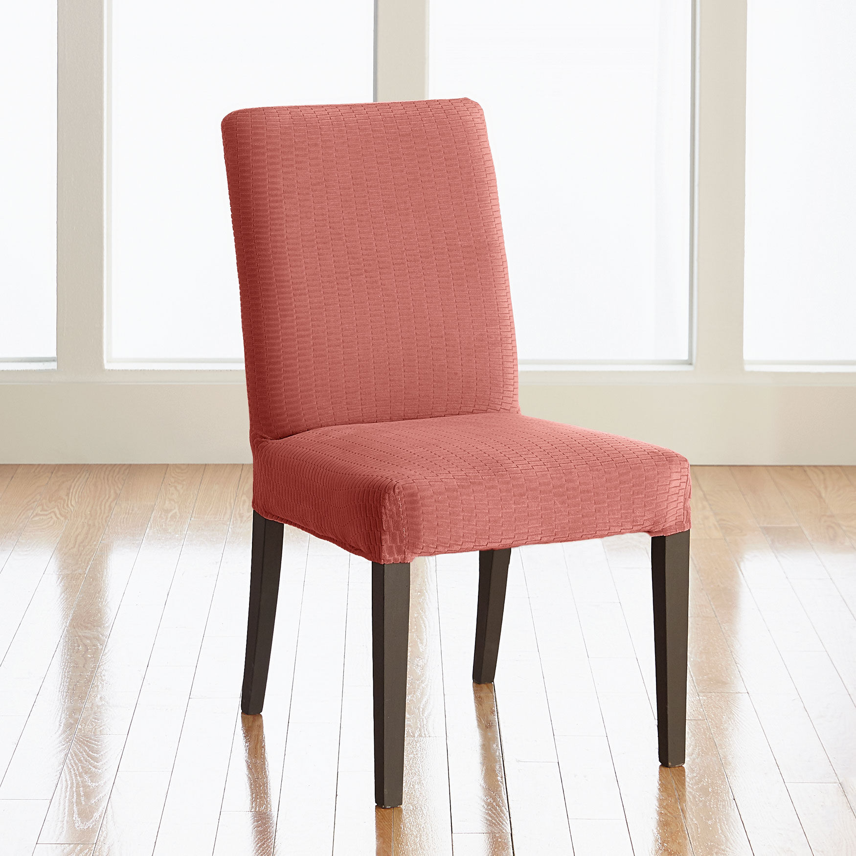 brylanehome chair covers pride lift parts canada dining room chairs slipcovers brylane home bh studio brighton slipcover