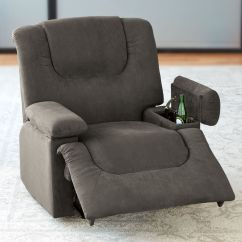 Wide Living Room Chair Best Design Ideas 2018 Extra Recliners Chairs Brylane Home Recliner With Storage Arms