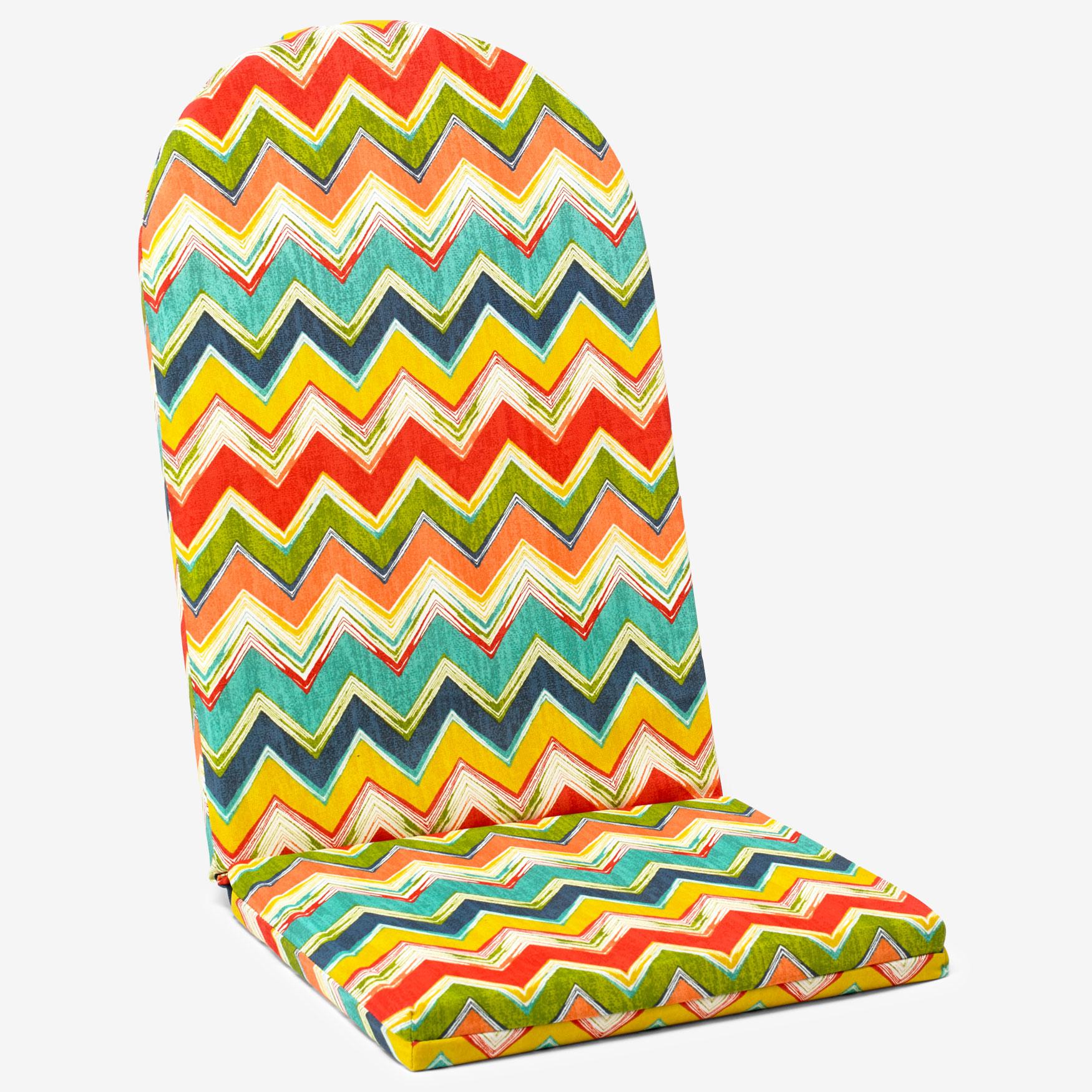 Adirondack Chair Cushion  Plus Size Outdoor Cushions