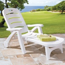 Resin Folding Lounger Size Outdoor Chairs Brylane