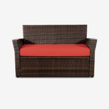 Santiago Loveseat Patio Furniture Brylane Home