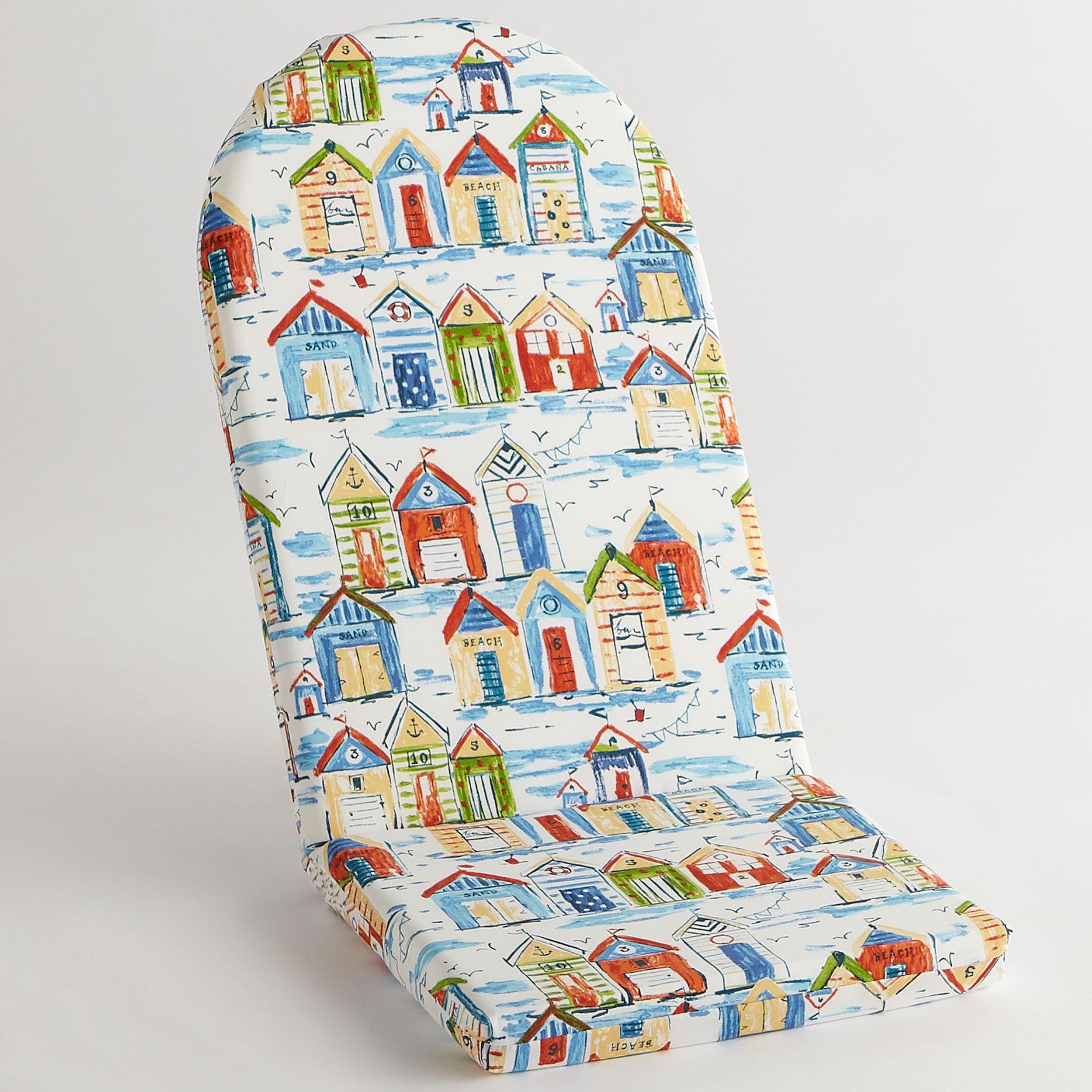 Adirondack Chair Cushion  Plus Size Cushions  Pillows