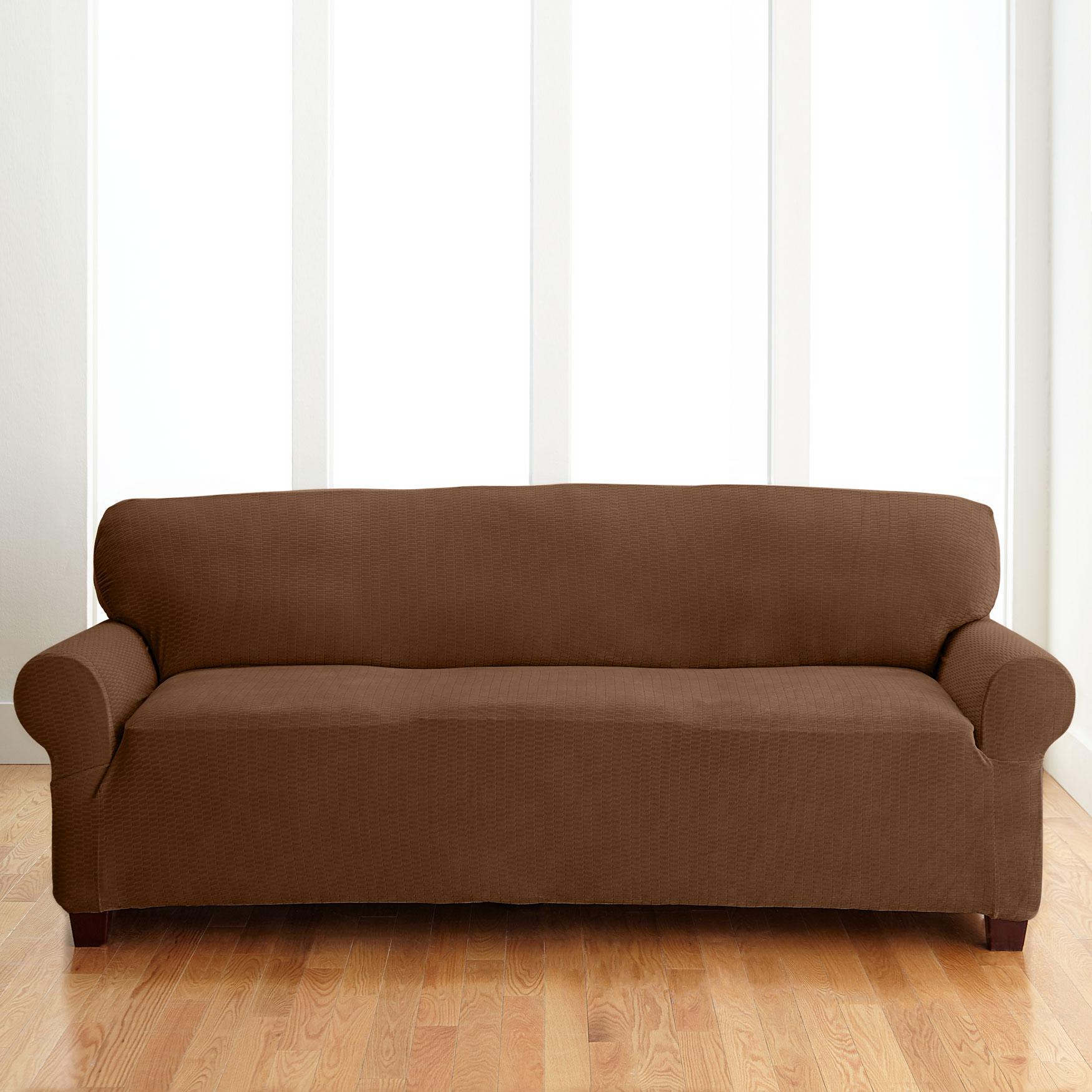 extra long sofa slipcover latex foam bed bh studio brighton plus size