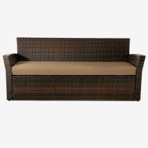 Santiago Couch Patio Furniture Brylane Home
