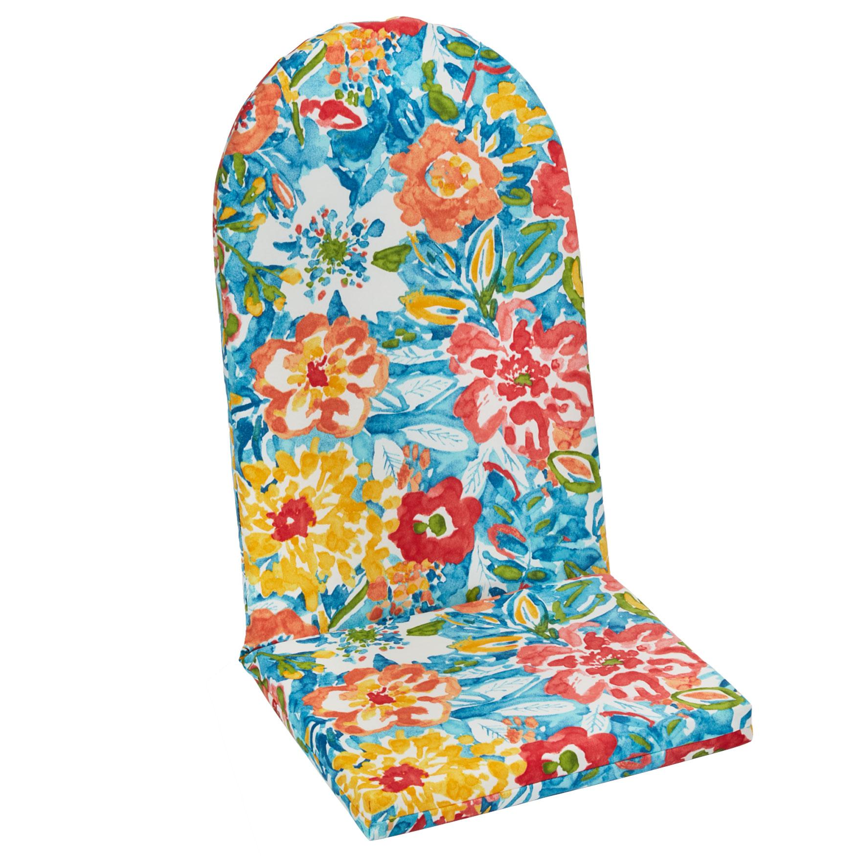 Adirondack Chair Cushion Outdoor Cushions  Pillows