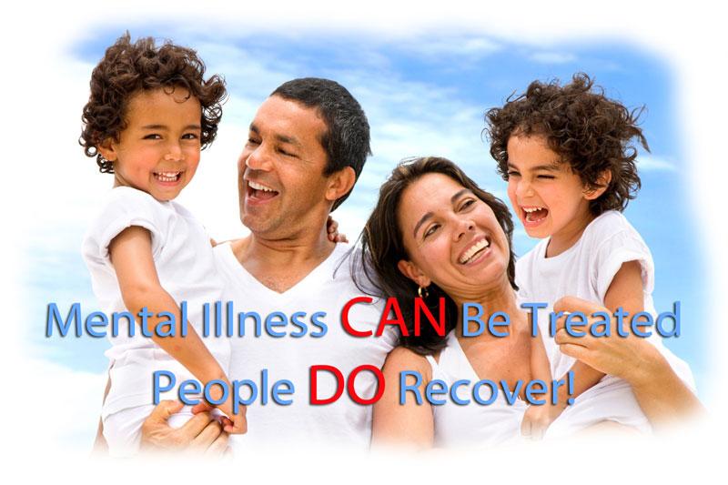 get mental health help