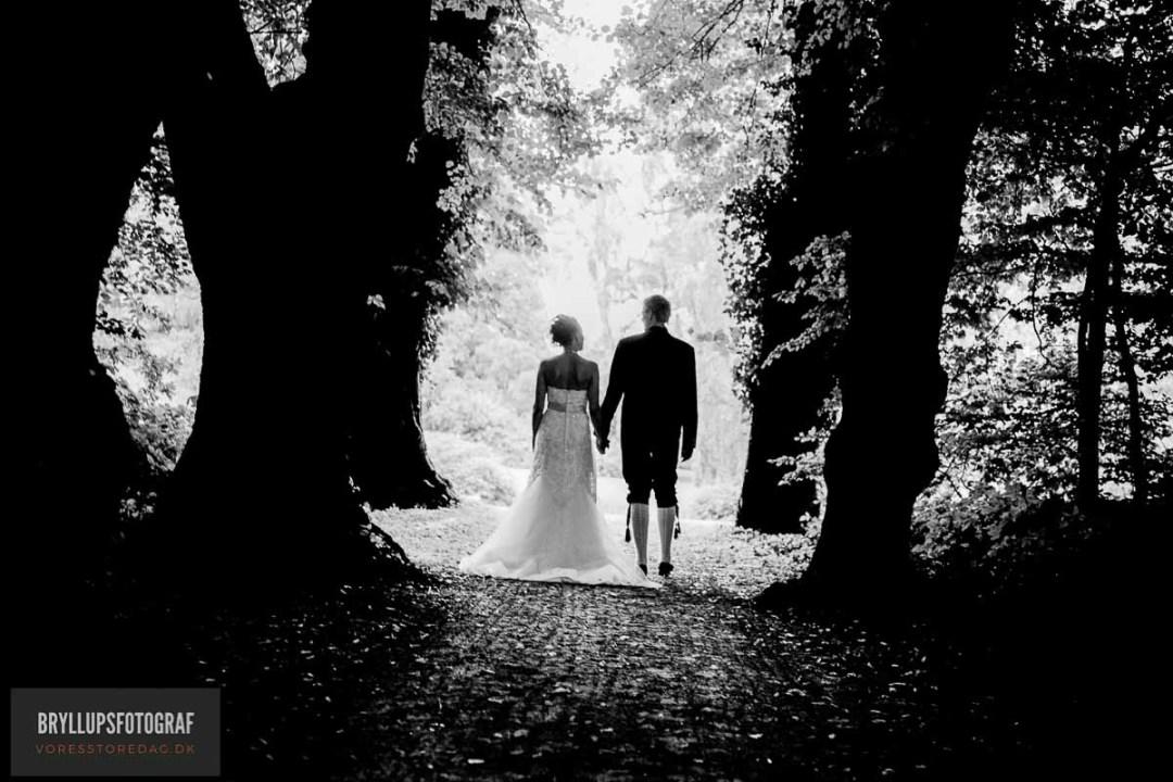 brudekjole jylland
