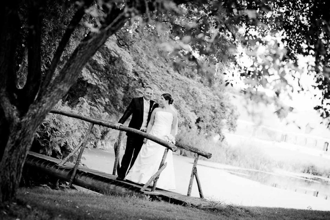 utvalg av deres bryllupsbilder