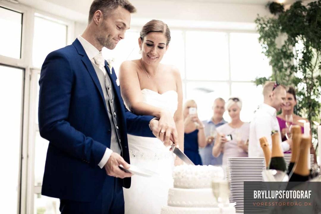 inspiration til jeres kage til brylluppet