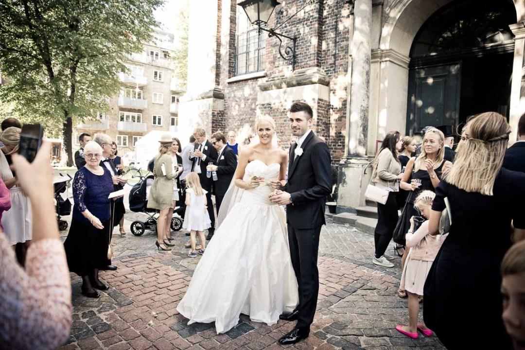 de flotteste brudekjoler