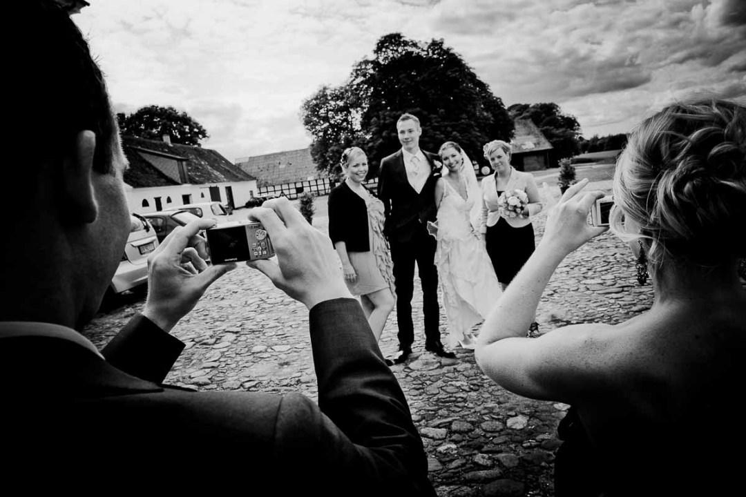 bryllupsgæster
