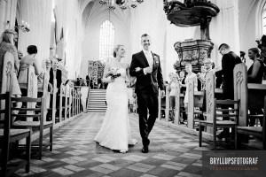 Beskrivelse af vores bryllup