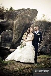 Bryllupsbilleder i Strandparken i Holbæk