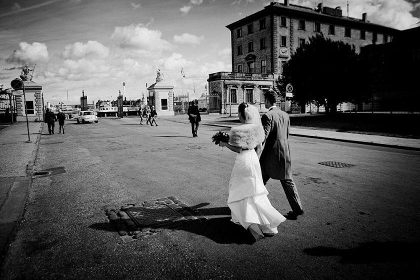 bryllupsfoto Hornbæk-Dronningmølle
