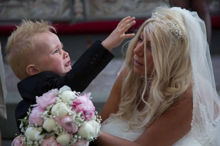 Planlægning af et bryllup kan være både sjovt og udmattende