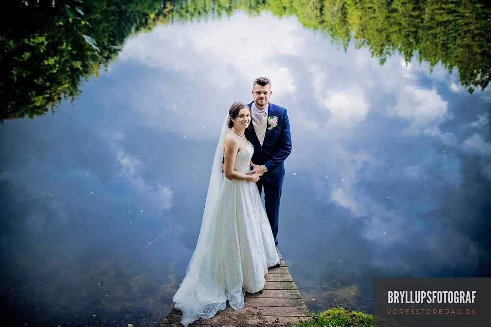 Ekslusiv bryllupsfotografering   Heldagspakke