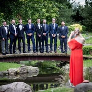 Bryllupsfotograf tilbydes i Holbæk nær Kalundborg