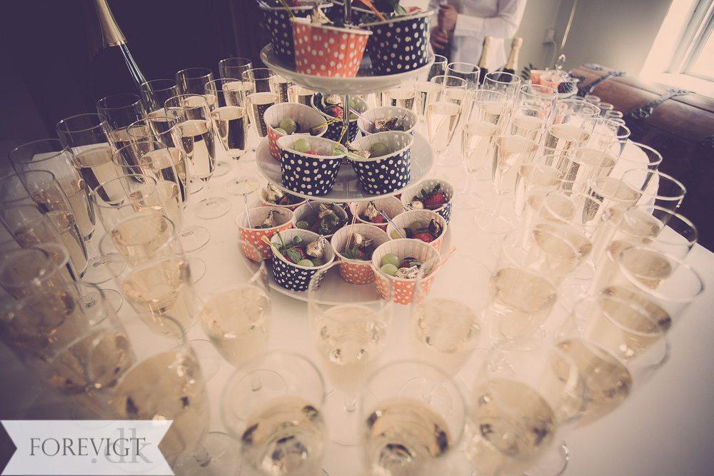 Cupcakes til bryllup