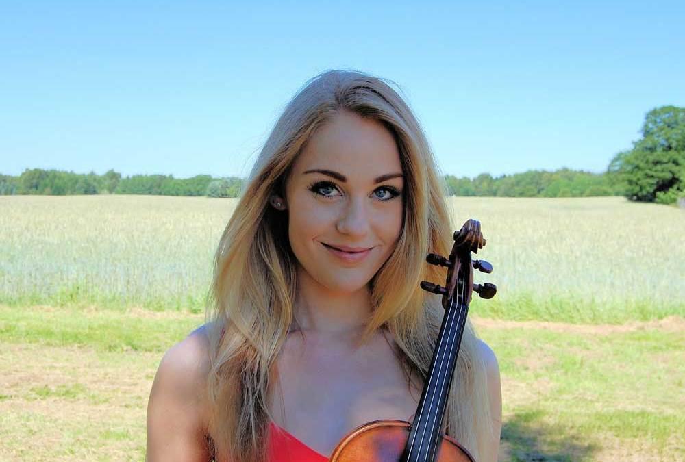 Violin til bryllup