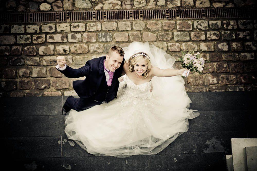 Dygtig fotograf til bryllup