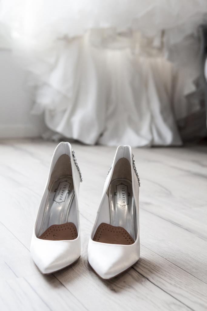 De perfekte brudepigesko