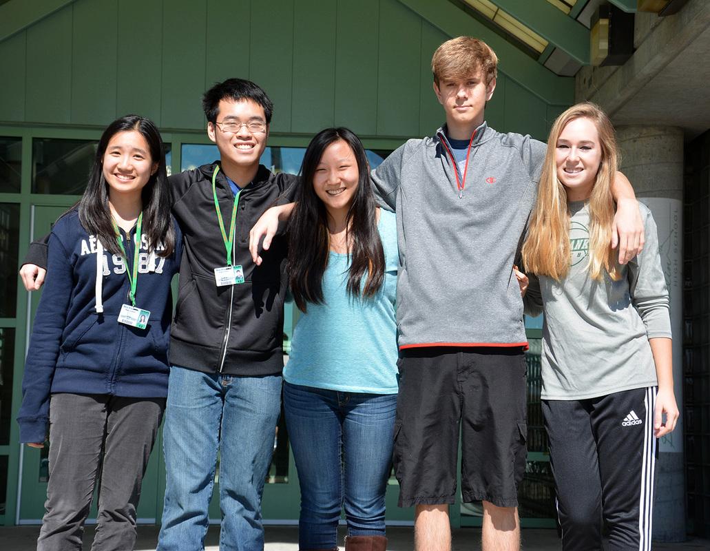 Benjamin Franklin High School Salutes Its Five
