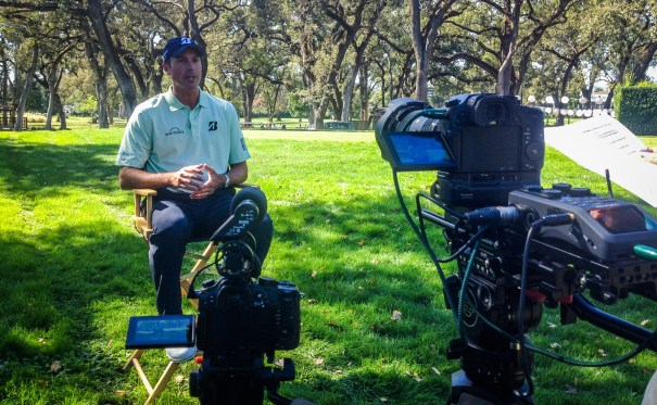 Interview with PGA champion Matt Kuchar for Skechers.