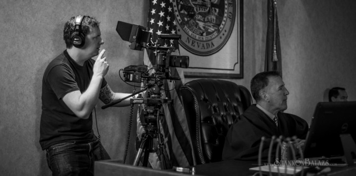 Commercial production for attorney Marilyn York.