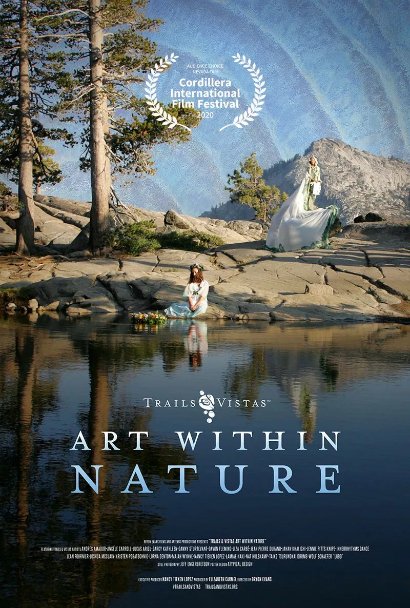 Art Within Nature Movie Poster