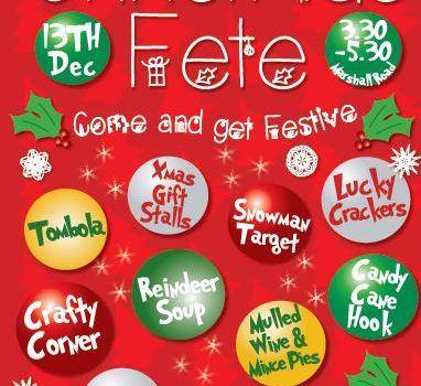 FoBs Christmas Fayre