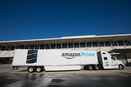 Amazon camion