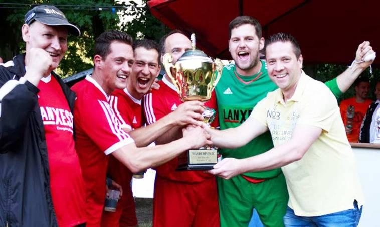 Die Sieger beim BS Mönke Firmencup