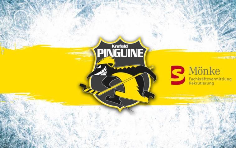 Krefeld Pinguine und BS Mönke - ein Dream-Team fürs Powerplay