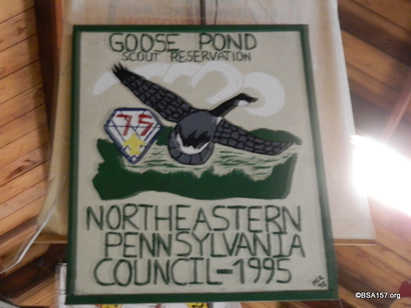 Boy Scout Summer Camp 2012 @ GPSR