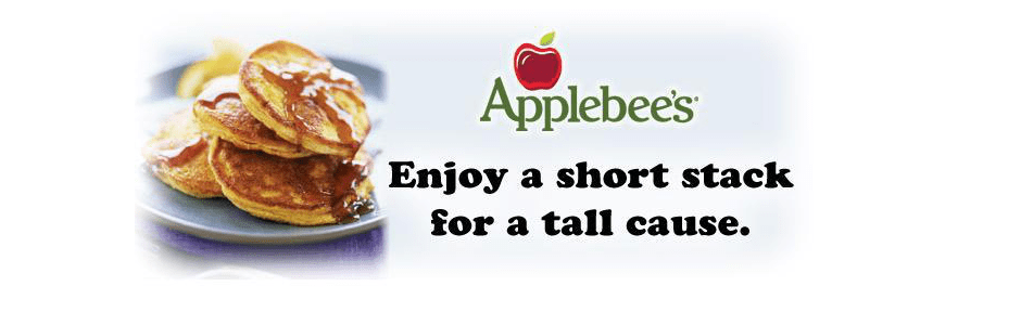 Troop Applebee's Flapjack Fundraiser March 2013