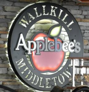 Thanks Applebee's