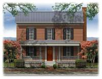 Federal style house plans - Home design and style