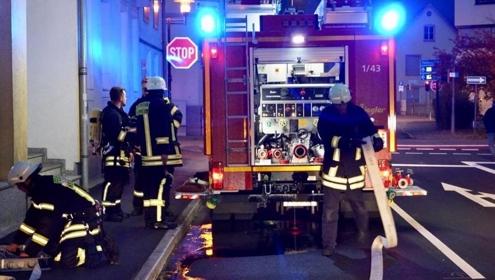 Feuerwehr Heidenheim rckt zu mehreren Einstzen aus