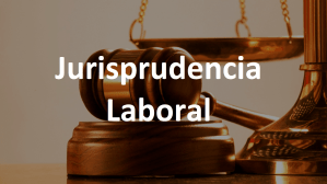 Jurisprudencia Laboral VI Pleno Jurisdiccional Supremo.