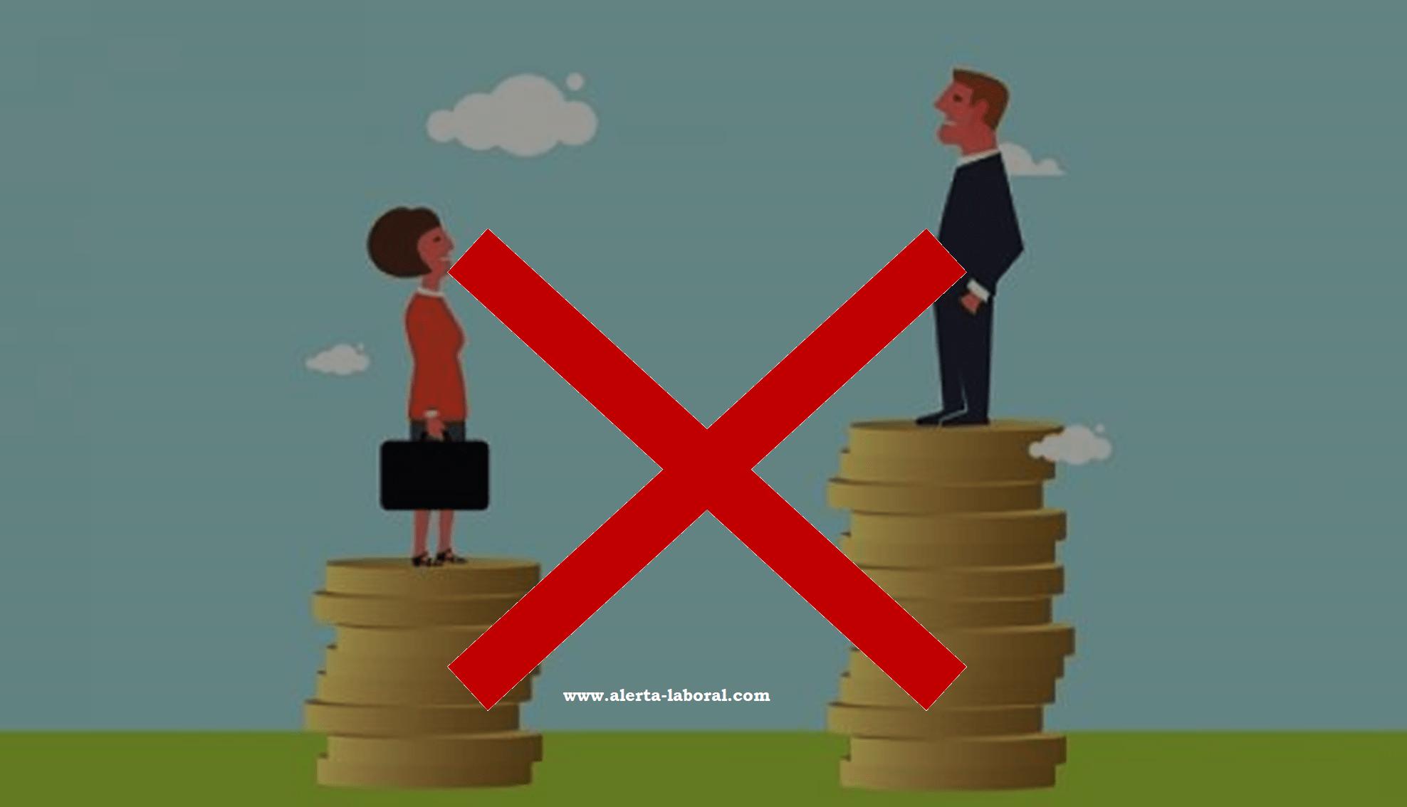 Prohibido la discriminación remunerativa entre varones y mujeres, tambien la renovacion de contrato a mujer gestante o lactante